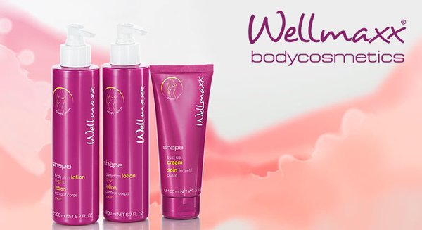 WELLMAXX bodycosmetics Serie