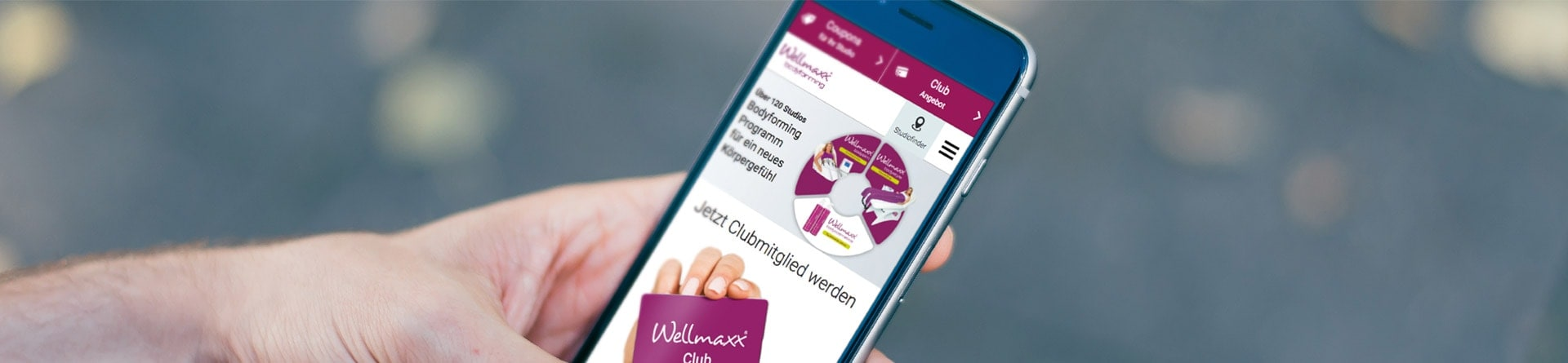 WELLMAXX bodyforming Newsletter