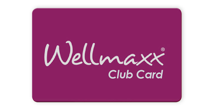 WELLMAXX Club Card