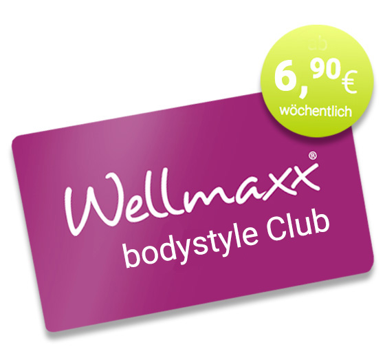 WELLMAXX bodystyle CLUB 24 Monate