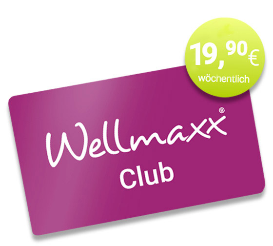 WELLMAXX bodyslim CLUB: Online Herbst-Aktion